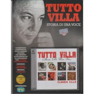 Doppio CD TUTTO VILLA storia di una voce - sorrisi e Canzoni TV Sorrisi Canzoni - Villa