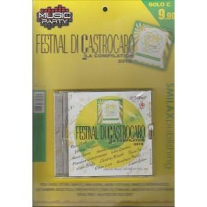 CD Festival di Castrocaro la compilation 2016