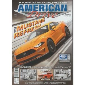 American Drive - bimestrale n. 74 Febbraio 2017