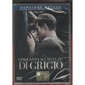 DVD - 50 Sfumature di Grigio Regista: Sam Taylor-Johnson c/ Dakota Johnson
