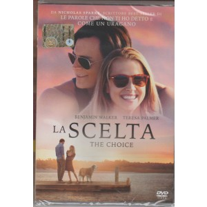 DVD la scelta (The choice) Regista: Ross Katz c/Benjamin Walker, Teresa Palmer