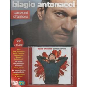 """CD Biagio Antonacci """"Canzoni d'Amore"""" by Sorrisi e Canzoni TV"""