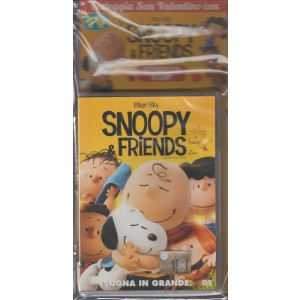 DVD Snoopy & Friends (Pneuts the movie) - Sogna in grande