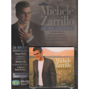 "Triplo CD MICHELE ZARRILLO ""Le mie canzoni"" by sorrisi e Canzoni TV"