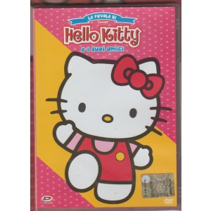 Dvd Le favole di Hello Kittye i suoi amici by Sorrisi e Canzoni TV