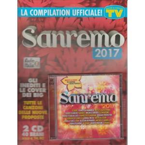 Doppio CD Sanremo 2017 - 40 brani