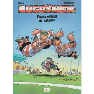 "Rugbymen vol. 2 ""Finalmente in campo"" by Tuttosport"