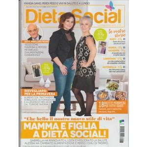 Dieta Social Magazine - mesnile n. 7 Marzo 2017