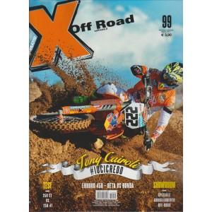 "X Off Road - mensile n. 99 Marzo 2017  ""Tony Cairoli"""