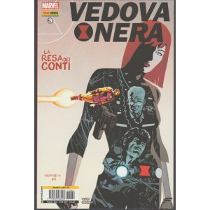 Vedova Nera   3 - Marvel Saga   32 - Marvel Italia