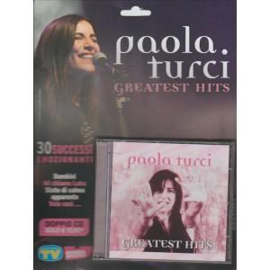 Doppio Cd Paola Turci Greatest Hits - 30 successi emozionanti