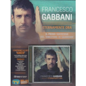CD - Francesco Gabbani - Eternamente ora