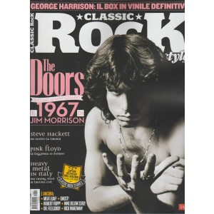 Classic Rock lifestyle - mensile n. 52 Marzo 2017