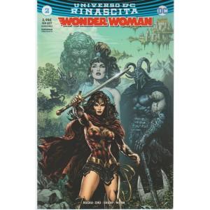 Wonder Woman n. 2 - Universo DC rinascita 34 DC Comics Lion