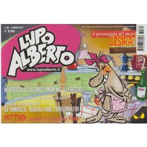 Lupo Alberto - mensile n. 381 Marzo 2017