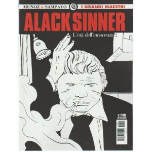 """Cosmo Albi - Munoz & Sampayo- Alack Sinner """"L'età dell'innocenza vol. 2"""""""