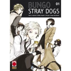 Manga: Bungo Stray Dogs   1 - Manga Run   1 - Planet Manga