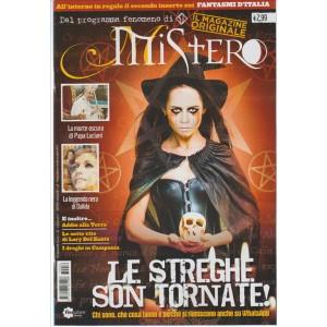 """Mistero magazine n. 48 Marzo 2017 """"Le streghe son tornate!"""""""
