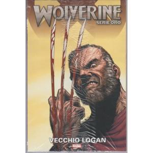 """Wolverine serie Oro vol. 1 """"Vecchio Logan"""" by Tuttosport"""