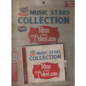 CD - Radio Italia 60 presenta Music Stars collection - Mina & Celentano
