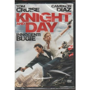 DVD KNIGHT AND DAY (Innocenti Bugie) - Regia	James Mangold