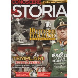 Conoscere La Storia collection vol. 10 - rilegate le uscite N.25-26-27