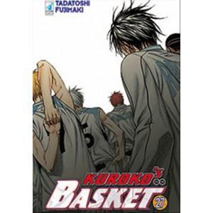 Manga: KUROKO'S BASKET #27 - Star comics collana Dragon # 225