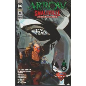 Arrow/Smallville 48 - DC Comics lion