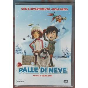 DVD - Palle di Neve - Regista: Jean-François Pouliot