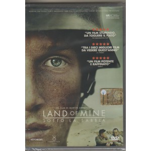 DVD - Land of Mine (Sotto la sabbia) - Regista: Martin Zandvliet