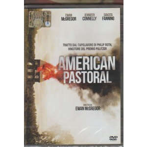 DVD American Pastoral Regia:Ewan McGregor