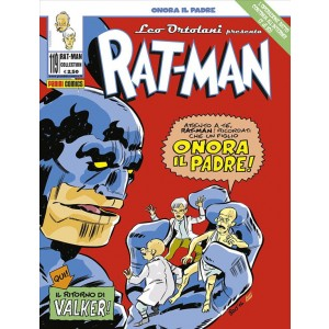 Leo Ortolani presenta: Rat-Man Collection n. 119 - Onora il Padre!