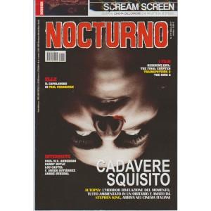 """NOCTURNO - mensile n. 171 Marzo 2017 """"Cadavere squisito"""