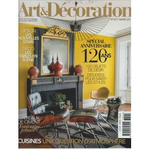 Art & Décoration - mensile n. 521 Marzo 2017