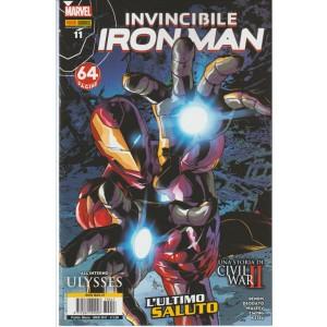 Invincibile Iron Man 11 - Iron Man 47 - Marvel Italia