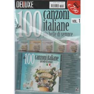 CD - le 100 canzoni italiane più belle di sempre - vol. 1
