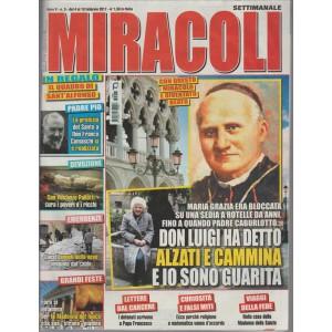 Miracoli - settimanale n. 5 - 4 Febbraio 2017