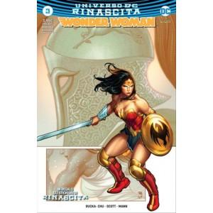 Wonder Woman 3 - DC Comics Lion