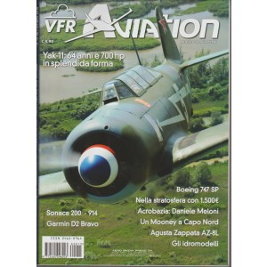VFR AVIATION. N. 15. SETTEMBRE 2016.