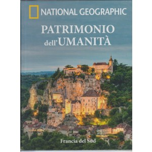 Patrimonio dell'umanità vol.15 - EUROPA IV Francia del Sud - By National Geographic