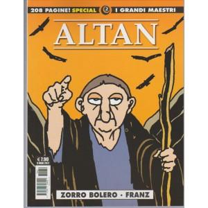 """I Grandi Maestri - Altan 2 """" Zorro Bolero / Franz """" by Editoriale Cosmo"""