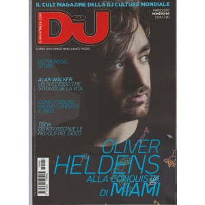 Dj Magazine - mensile n. 68 Marzo 2017