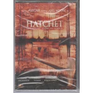 DVD - Hatchet (old school american horror) Regista: Adam Green