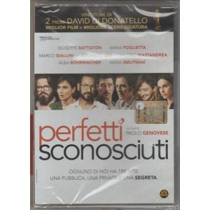 DVD - Perfetti Sconosciuti - Regia Paolo Genovese