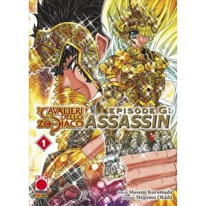Manga: I Cavalieri dello Zodiaco Episode G Assassin 1 - Planet Manga Presenta 76