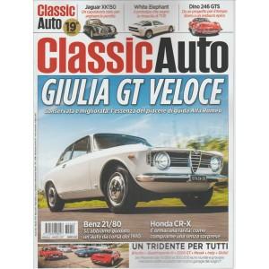 Classic Auto - mensile n. 19 Marzo 2017