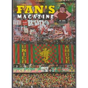 Fan's Magazine - Quattordicinale n. 368 -10 Marzo 2017
