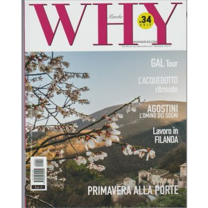 Why Marche - Bimestrale n. 34 Febbraio 2017
