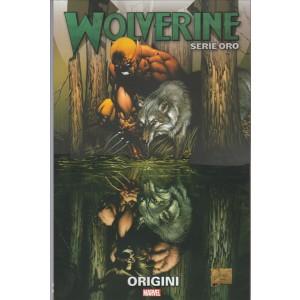 Wolverine serie ORO vol. 3 - Origini - by Tuttosport
