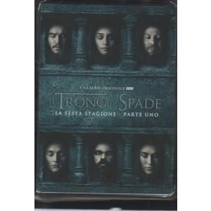 tre DVD - Il Trono di Spade - La sesta stagione Parte uno di Due - by Panorama